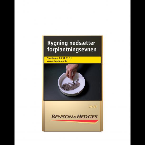 Benson & Hedges Gold