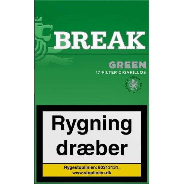 Break Menthol Grøn