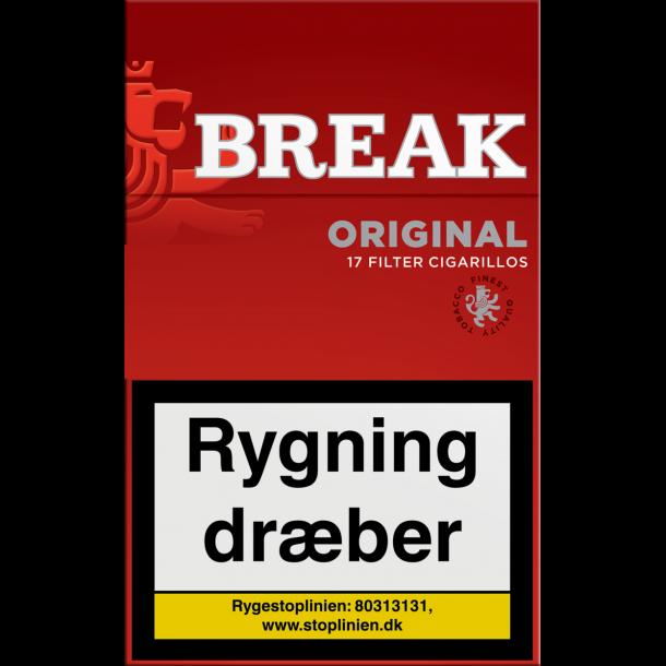 Break Original Rød