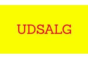 UDSALG - SPAR OP TIL 50 %