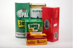 Grovskåren Menthol Tobak