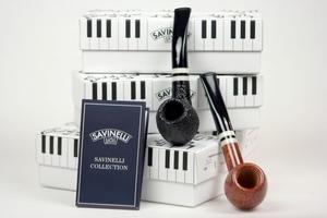 Pianoforte Savinelli Piber  - Håndlavede Piber