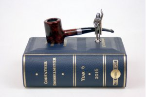 Christmas Dunhill Pipe