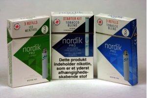 nordik® e-cigaretter uden nikotin