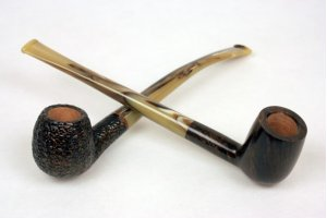 Gingers Favorite Savinelli Pipes