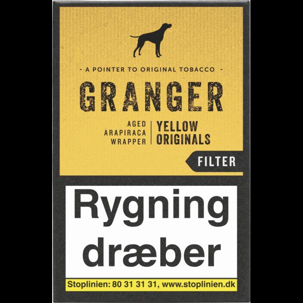 Granger Yellow Originals Cigarillos