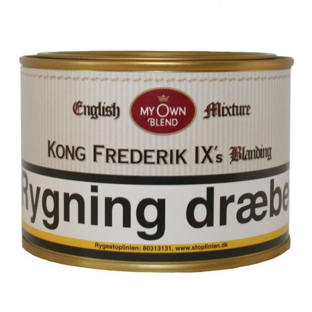 Kong Frederik English My Own Blend Tobak