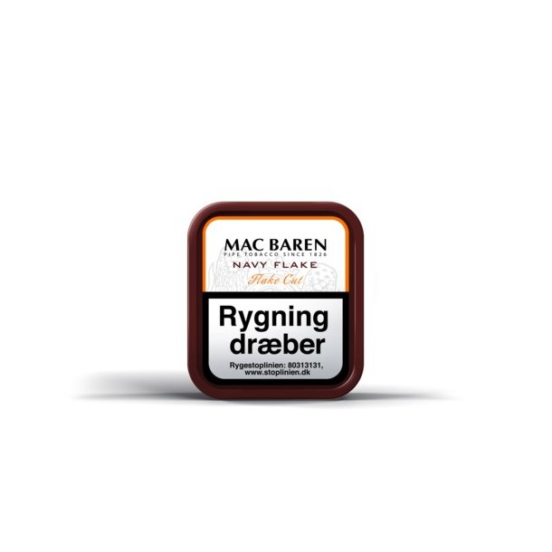 Navy Flake Mac Baren Tobak