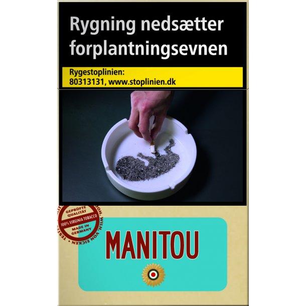 Manitou Blå