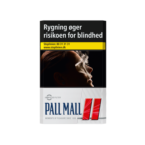Pall Mall Red HB