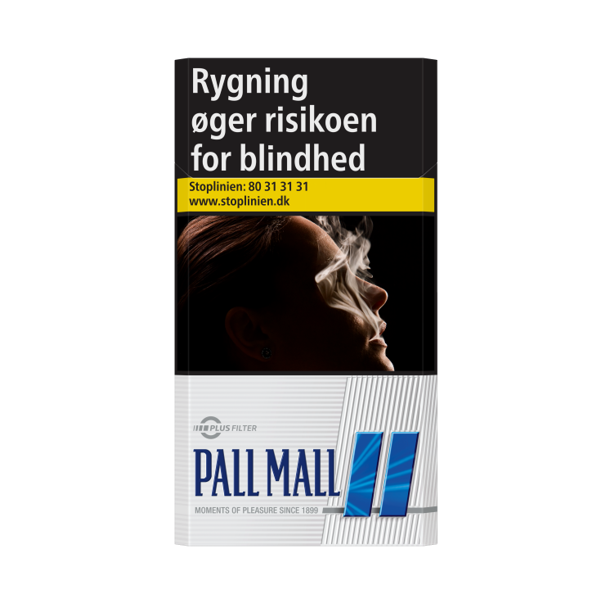 Pall Mall 100 Blue