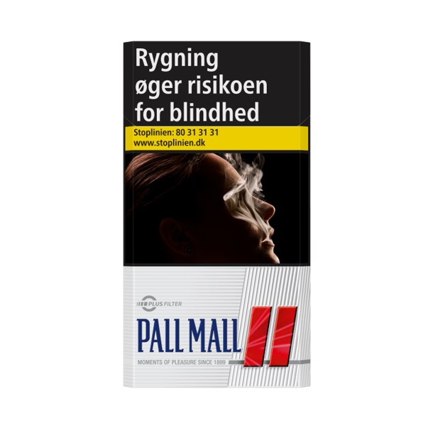 Pall Mall 100 Red