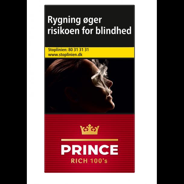 Prince 100 Rød