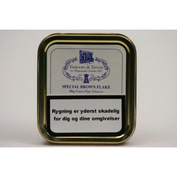 Fribourg & Treyer Special Brown Flake Tobak