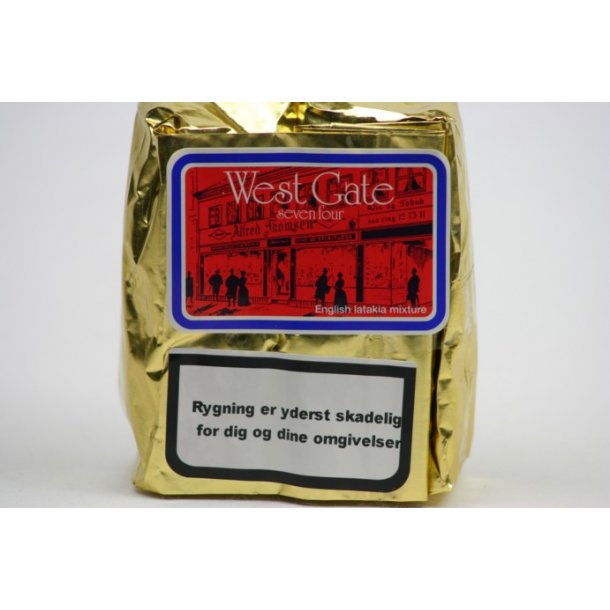 West Gate - Rød