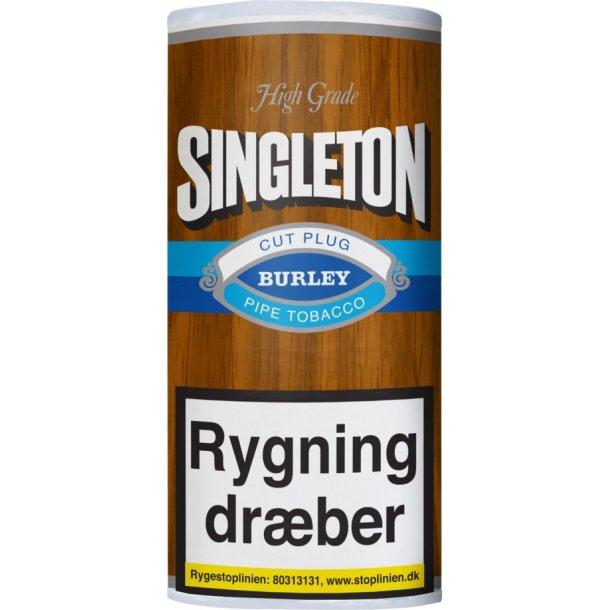 Singleton Cut Plug