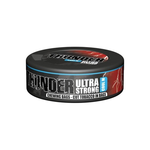 Thunder Cool Mint Ultra - Chewing Bags